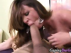 Slut ass plugged and fucked tube porn video
