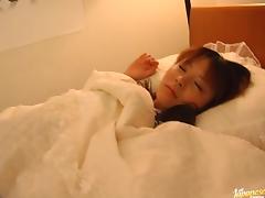 Hinayo Motoki is a kinky Asian babe tube porn video