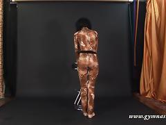 Rina Sunkor - Gymnastic Video part 2 tube porn video