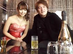 Japanese Girls Gets Fucked in Stockings tube porn video