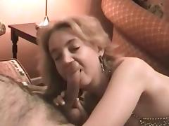 Hot British Wife Honey Fucks Husbands Friend ! tube porn video