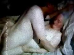 Russian Mom Granny and her boy! Amateur! tube porn video