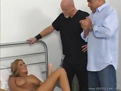 Hardcore Cock Sucking Slut Gets Cumshot And Rides Huge Schlong tube porn video