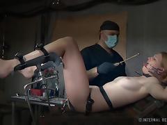 insane gynecologist torment a hottie tube porn video