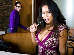 Elevator Quickie tube porn video