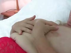 Granny Savannah Stern and Isabel masturbating tube porn video