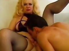 non-professional auntie tube porn video