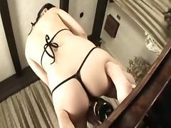 Asians Camel Toe Bikini Labia Japanese Thong Bikini tube porn video
