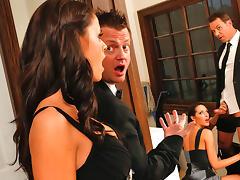 Kortney Kane & Steven St. Croix in Naughty America tube porn video
