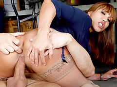 Ava Devine & Denis Marti in Naughty Office tube porn video