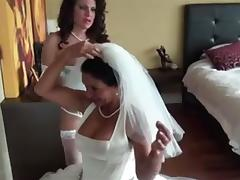 Lesbian Action #1 (The Cougar Brides) tube porn video