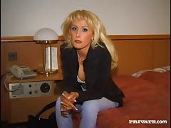 Naughty milf porn hot chick Zora Banx gets fucked hard doggystyle tube porn video