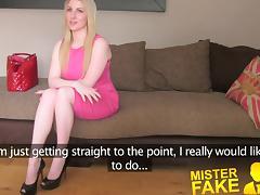 MisterFake Busty blue eyed Scottish chick gets creampie tube porn video