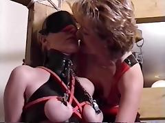 UK Amateur LezDom pt 5 tube porn video