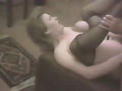 Busty Amateur 80s tube porn video